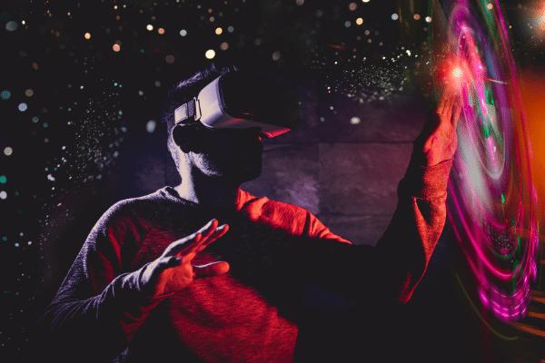 חווית מציאות מדומה