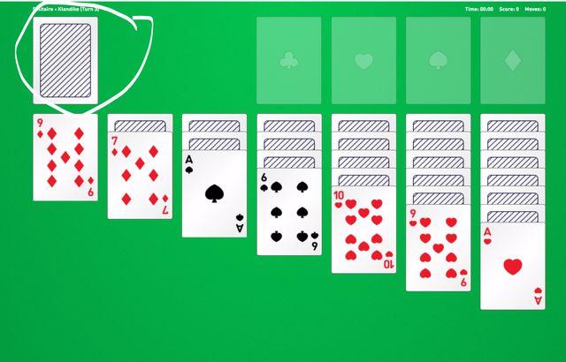 קלף פתיחה בסוליטר